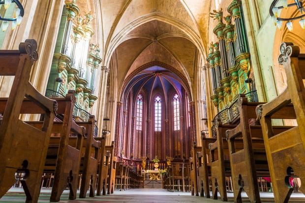 Cathédrale Saint Sauveur Aix – Paroisses Stella Maris